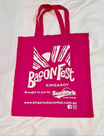 BaconFest Bag Pink