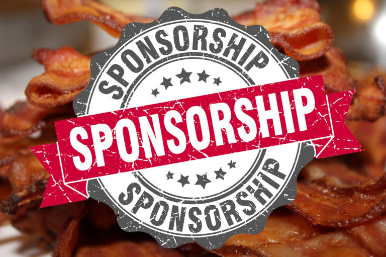 Sponsorship - Without our sponsors, this event would not take place. To view the Sponsorship Prospectus.