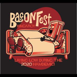 Kingaroy BaconFest Shirts
