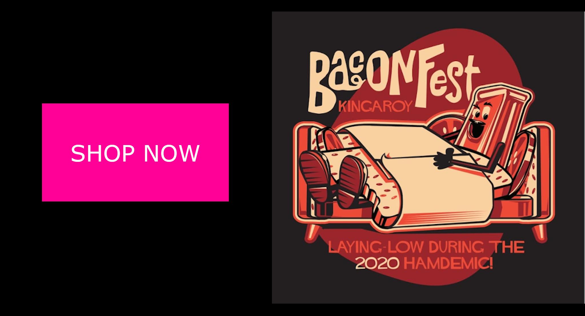 2020 BaconFest Shirts